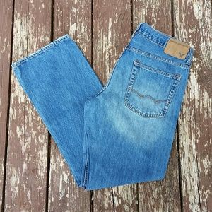 American Eagle Men's Boot Cut Jeans 32 x 32